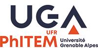 Logo UFR Phitem